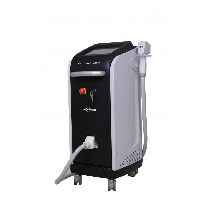 LEAFMED Planar Led Laser Technology Hair Removal Machine